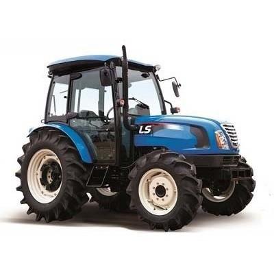 Tractor LS model XU6168 CAB
