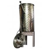 Cisterna inox cu capac flotant ECO FPO 100 l  Completa